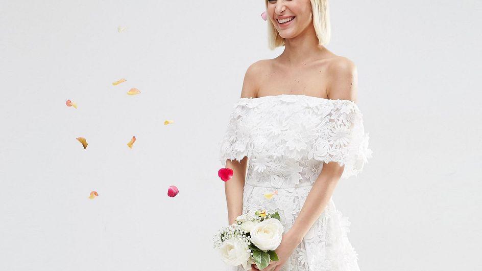 Brautkleider unter 500 Euro: Diese Traumroben sind wunderschön UND günstig!