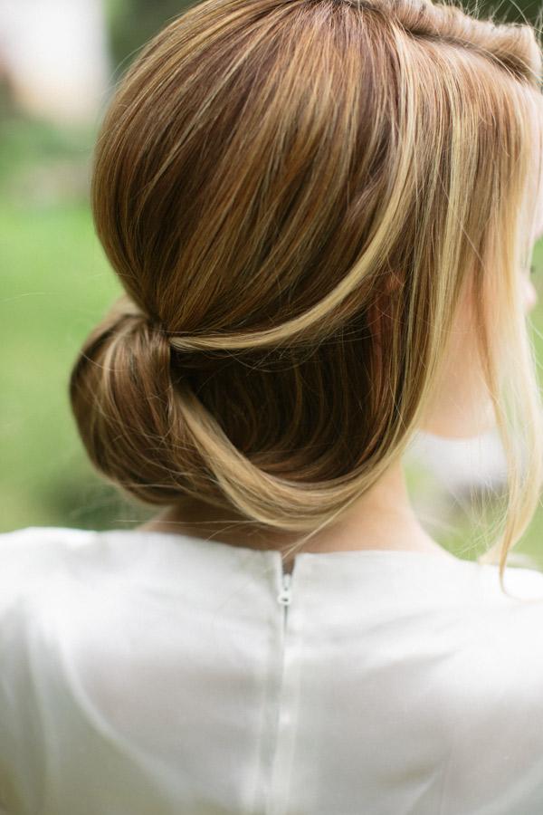 Kommunion locken frisur Haarschmuck und