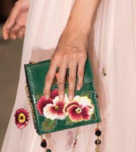 Direto de Paris, bolsas de luxo da coleção Primavera/Verão 2017