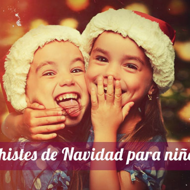 b63116fee Los mejores chistes de Navidad para niños: ¡celebra las fiestas con buen  humor!