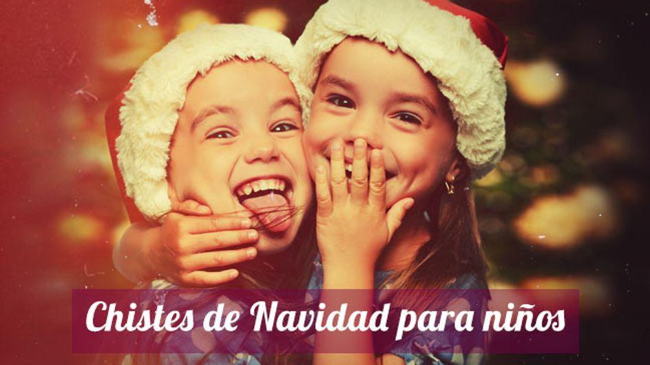 Los mejores chistes de Navidad para niños: ¡celebra las fiestas con buen humor!