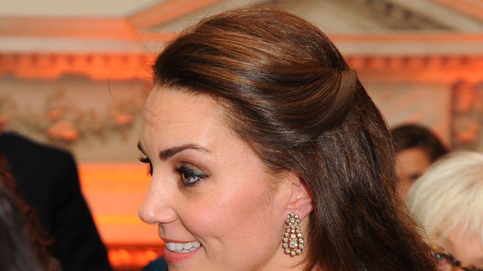 Los pendientes favoritos de Kate Middleton