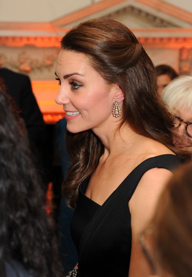Os brincos de Kate Middleton