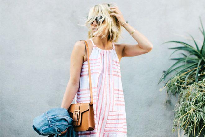 Ideias fresquinhas e lindas de looks para o verão