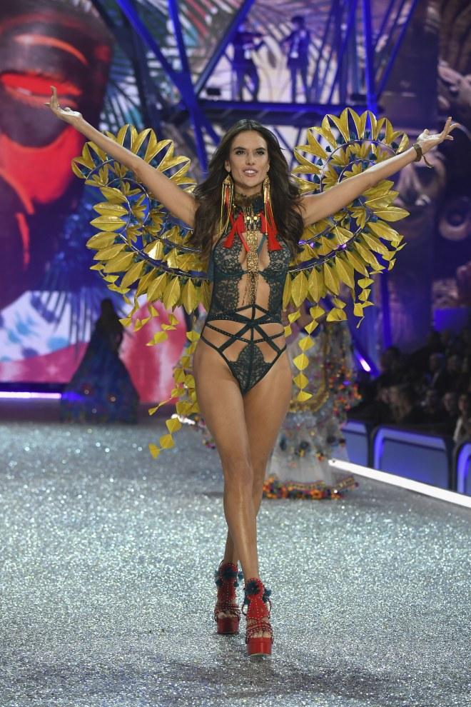 Victoria's Secret Fashion Show: Alle Bilder