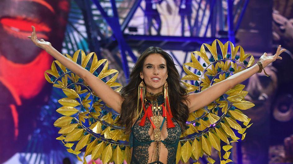 Victoria Secret Show: DAS sind die heißesten Bilder und Looks!