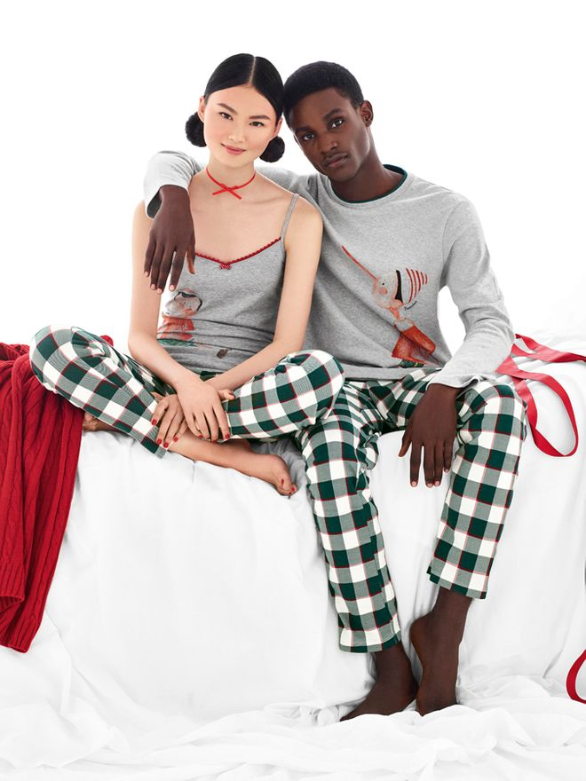 molto carino 6d5a3 e3b81 Pigiama e moda intimo a tema natalizio: regala un look ...