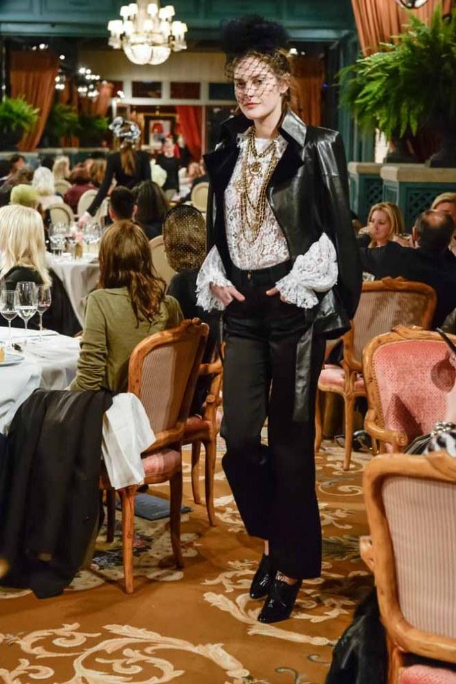 Métiers d'Art de Chanel Prefall 2017