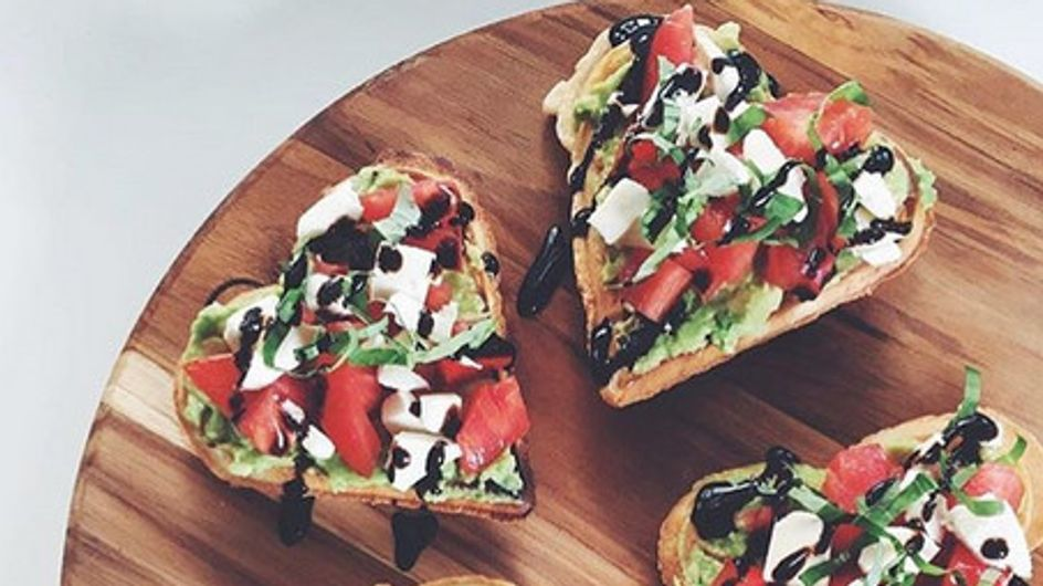 As torradas com abacate mais bonitas do Instagram
