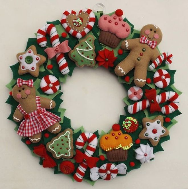 Guirlandas de Natal: veja ideias