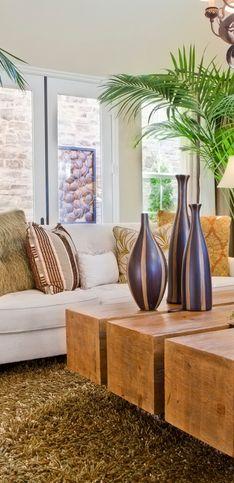 ¡Oda a las plantas! Macetas de diseño para el hogar