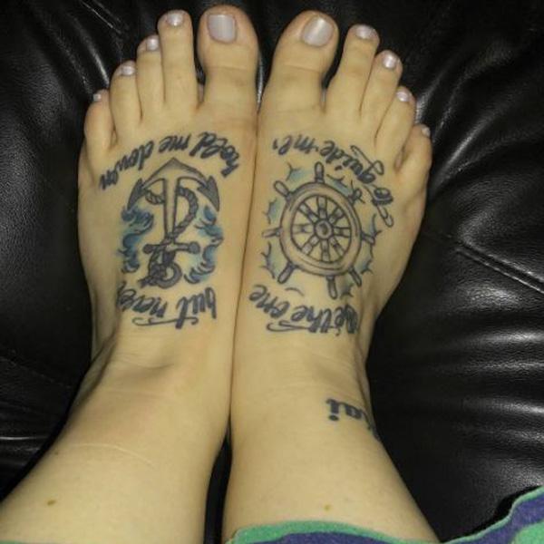 Tatouage Pied Les Plus Beaux Tattoos Pour Habiller Ses Pieds