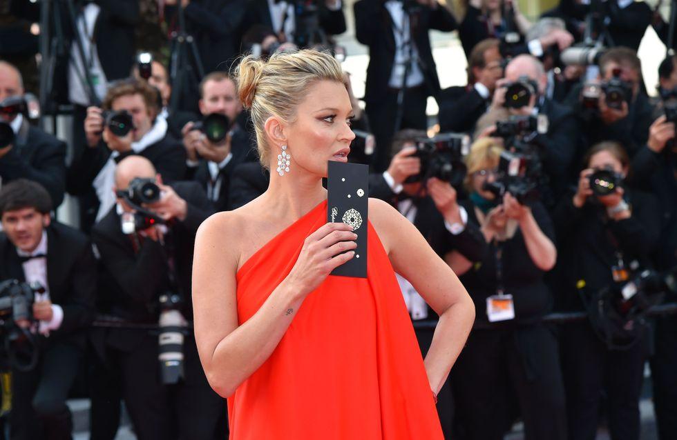 Kate Moss, los looks de la chica rebelde de la pasarela
