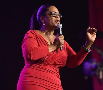 Oprah Winfrey, la mujer más poderosa del mundo