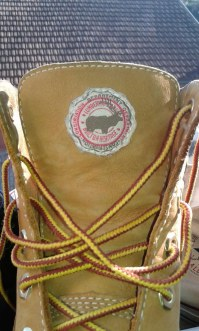 Non acquistate timberland!!