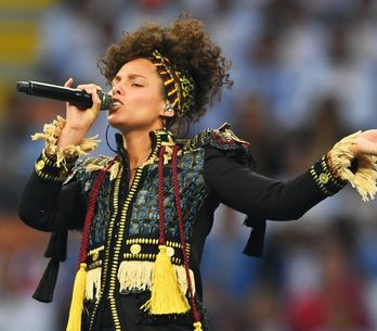 Alicia Keys' most stylish looks