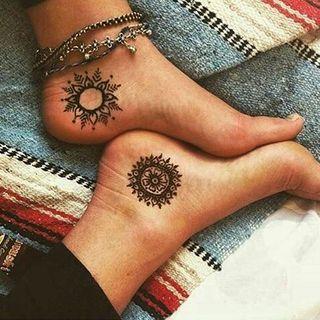 Tatuajes para el tobillo: ¡decóralos con tinta!