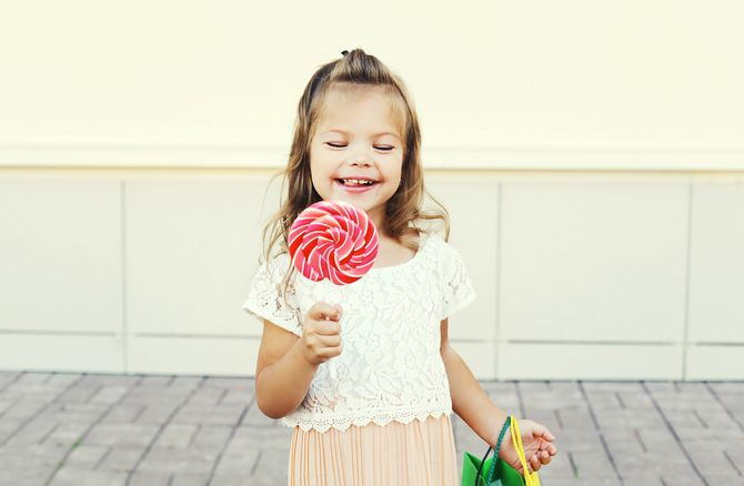 Tendencias de moda infantil primavera verano