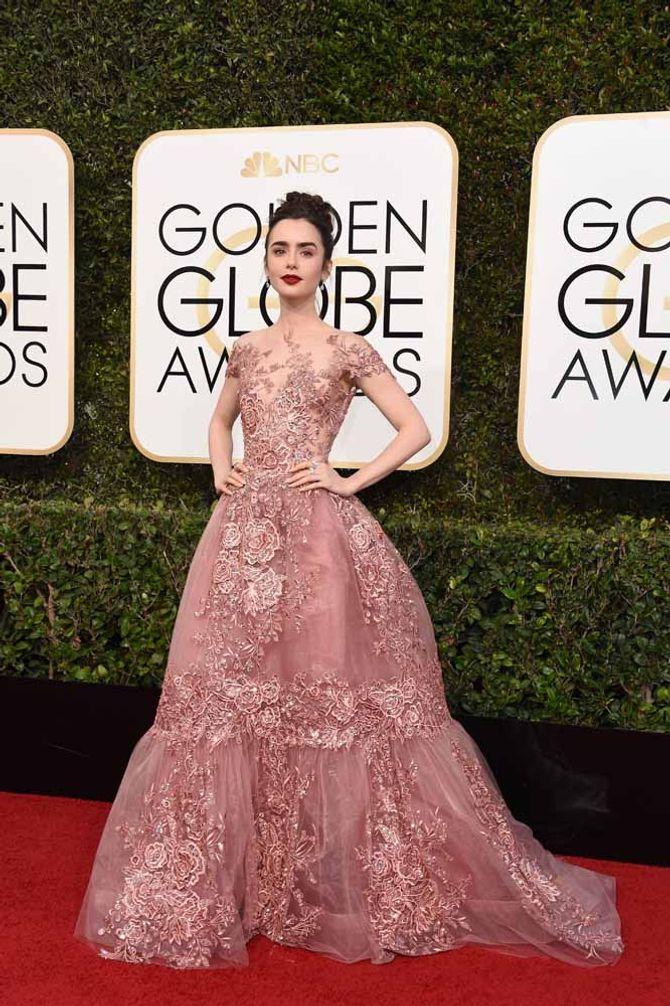 Globo de Ouro 2017: os looks do tapete vermelho