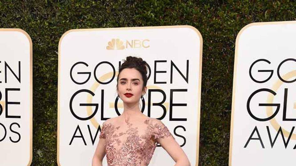 Globos de Oro 2017: los looks de la alfombra roja