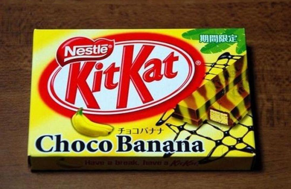 KitKat giapponesi dai gusti strani