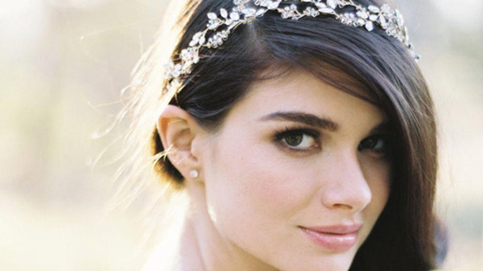Coroa, o toque que faltava no seu look de noiva