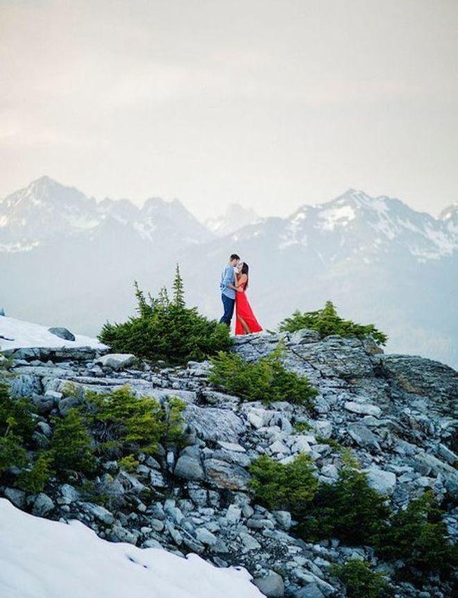 Ideias de fotos de noivado