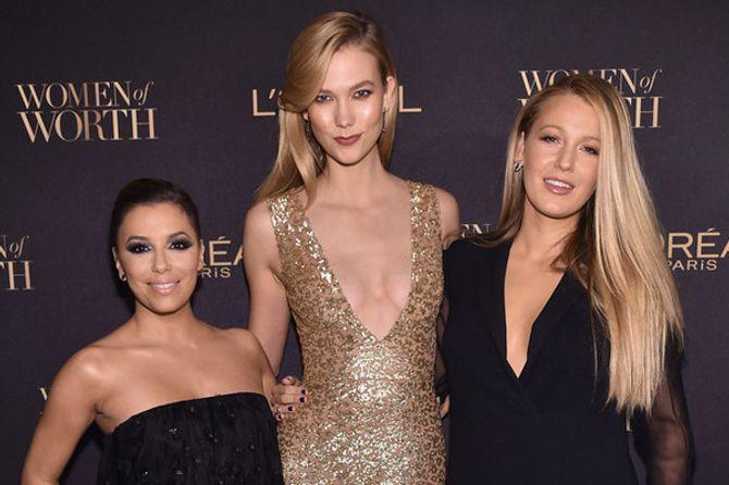 Las mujeres más altas de Hollywood