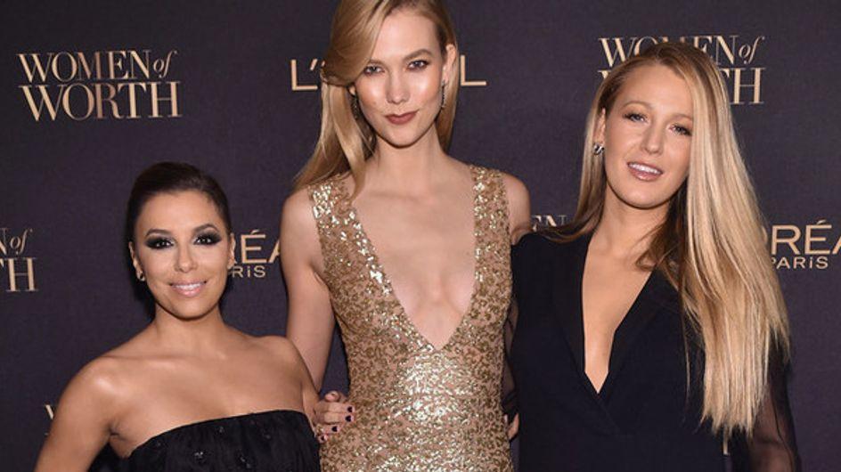 Famosas de altos vuelos: las mujeres con mayor estatura de Hollywood