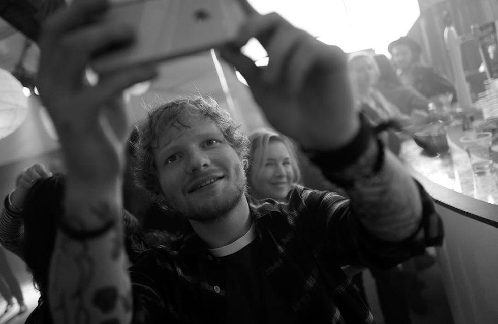 Ed Sheeran, el pelirrojo más tierno