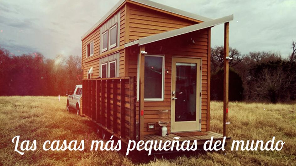 Hogares en formato mini: las casas más pequeñas del mundo