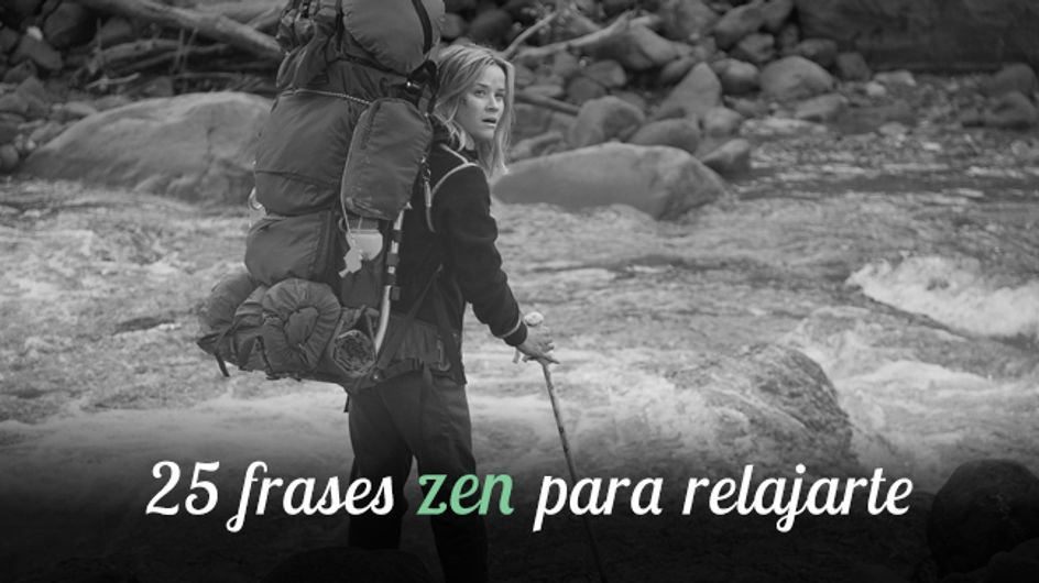 Frases zen: tus 25 mantras particulares para relajarte