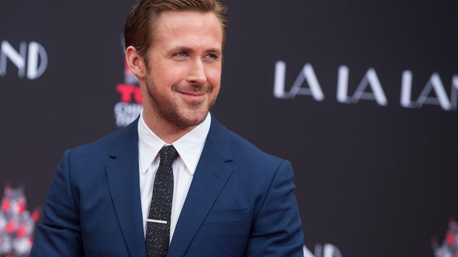 Ryan Gosling, de los más sexys de Hollywood