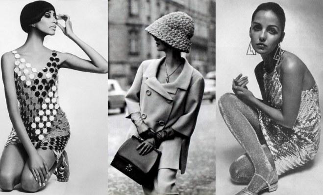 Moda e estilo dos anos 60