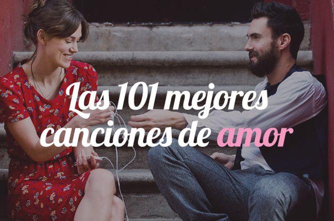 Las 101 canciones de amor