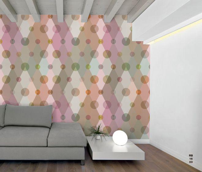 Papeles pintados para las paredes: conoce todas las tendencias
