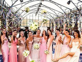 Famosas que fueron damas de honor-Alessandra Ambrosio
