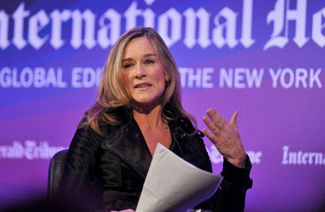 Angela Ahrendts - Las mujeres más poderosas del mundo