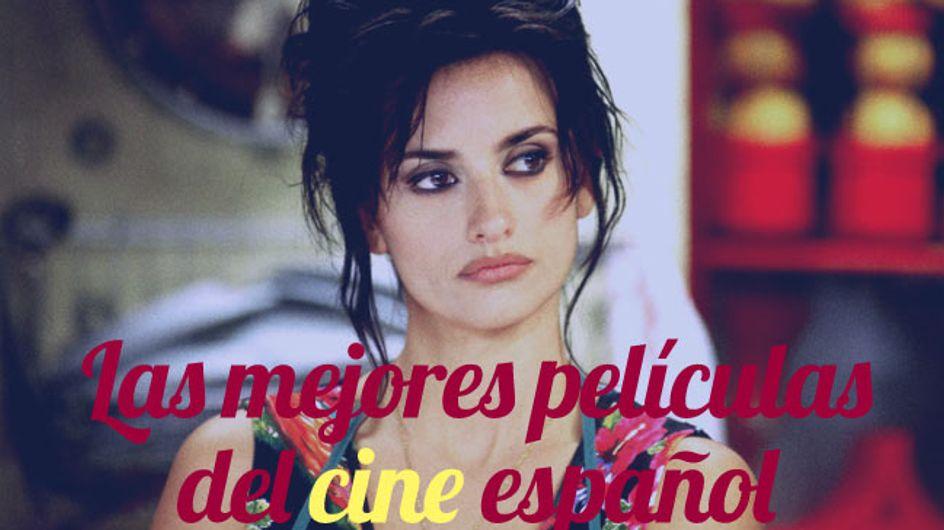 ¡Pide palomitas! Las 101 mejores películas del cine español