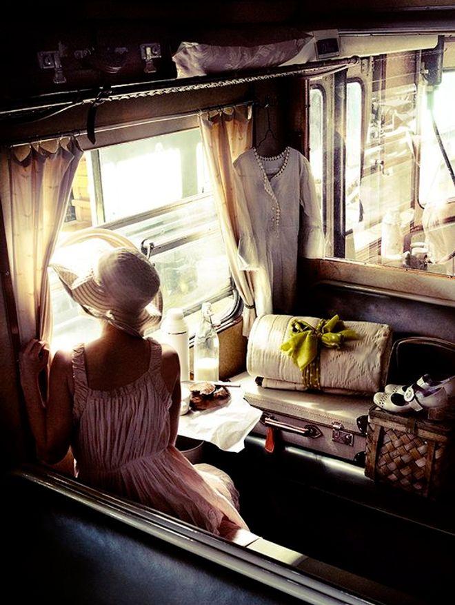 Un viaje por los trenes más lujosos
