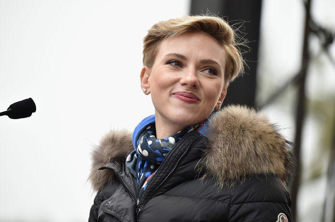 Scarlett Johansson - Mujeres luchadoras que admiramos