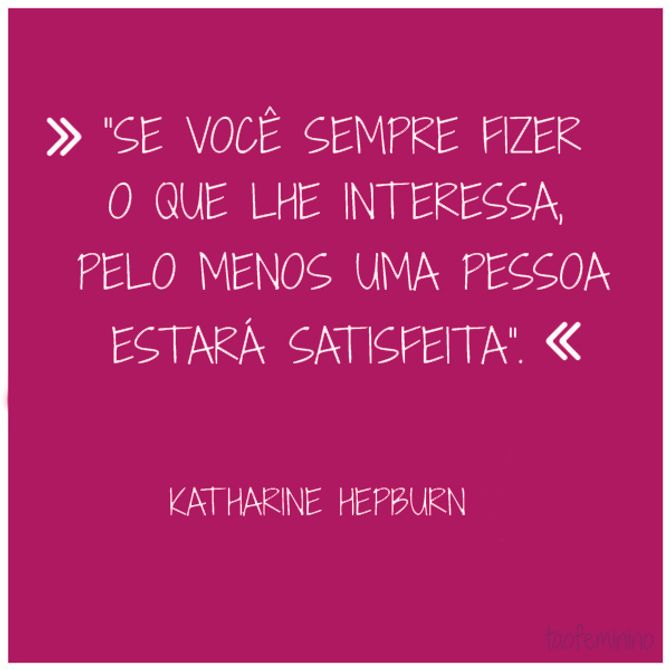 Frases brilhantes das divas de Hollywood