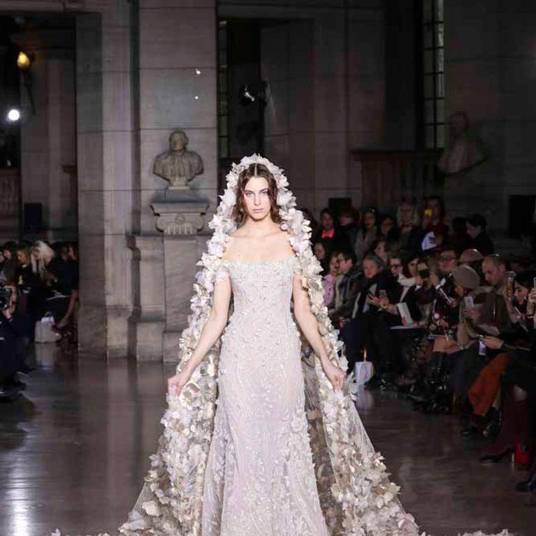 vestidos de novia de alta costura 2017 : foto - enfemenino