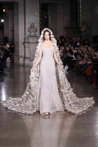 Georges Chakra- Vestidos de novia de Alta Costura verano 2017