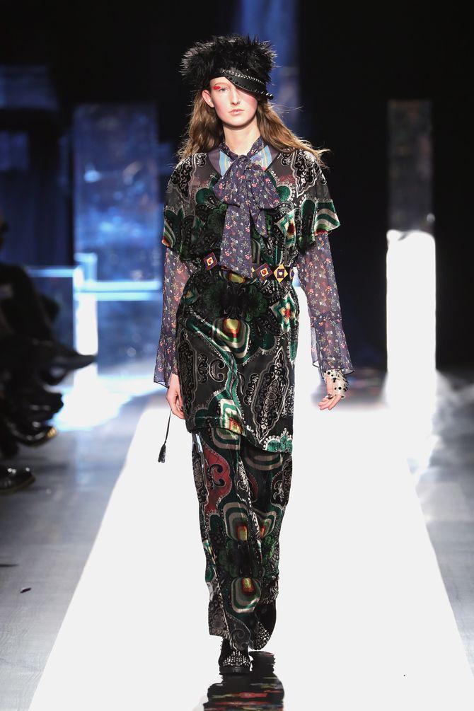 Desigual otoño-invierno 2017/18 New York Fashion Week