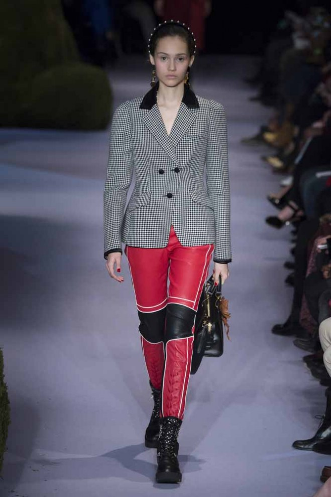 Altuzarra otoño-invierno 2017/17 New York Fashion Week