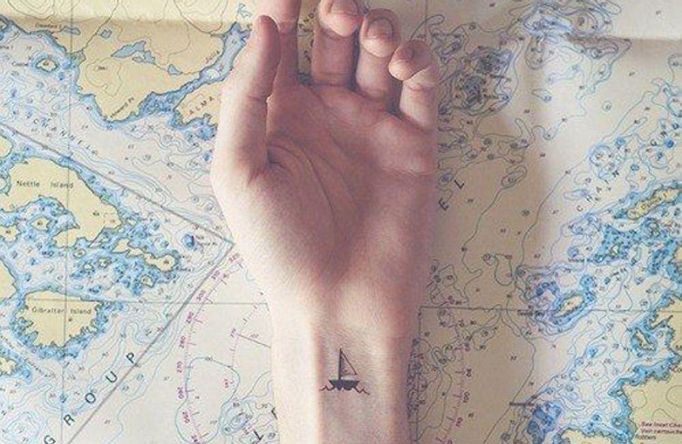 50 tatouages qui nous invitent au voyage