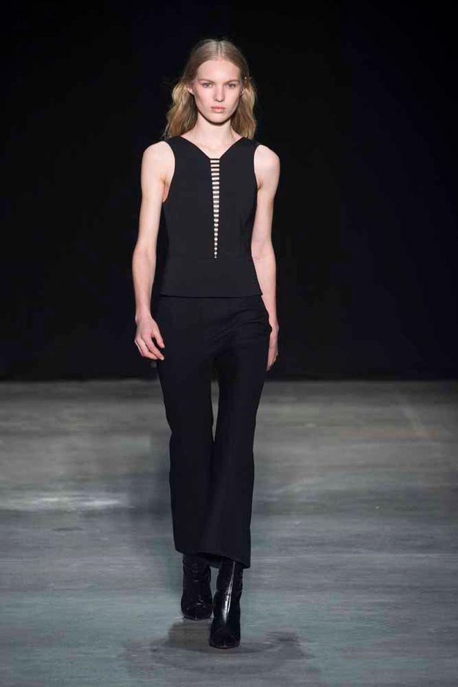 Narciso Rodriguez otoño-invierno 2017/18 New York Fashion Week