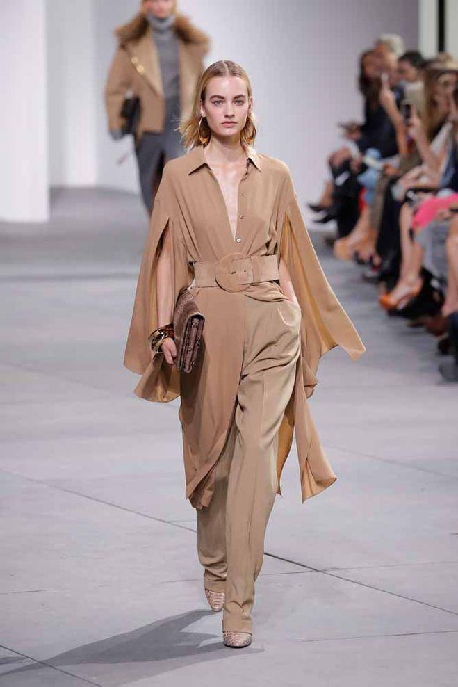Michael Kors Collection Fall 2017 New York Fashion Week