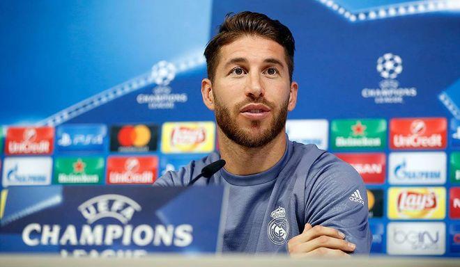 Sergio Ramos, el futbolista fashionista